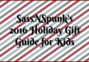 Shop Smart with the 2016 Holiday Gift Guide for Kids