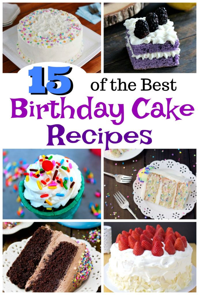 Sugar Free Birthday Cake Recipes From Scratch