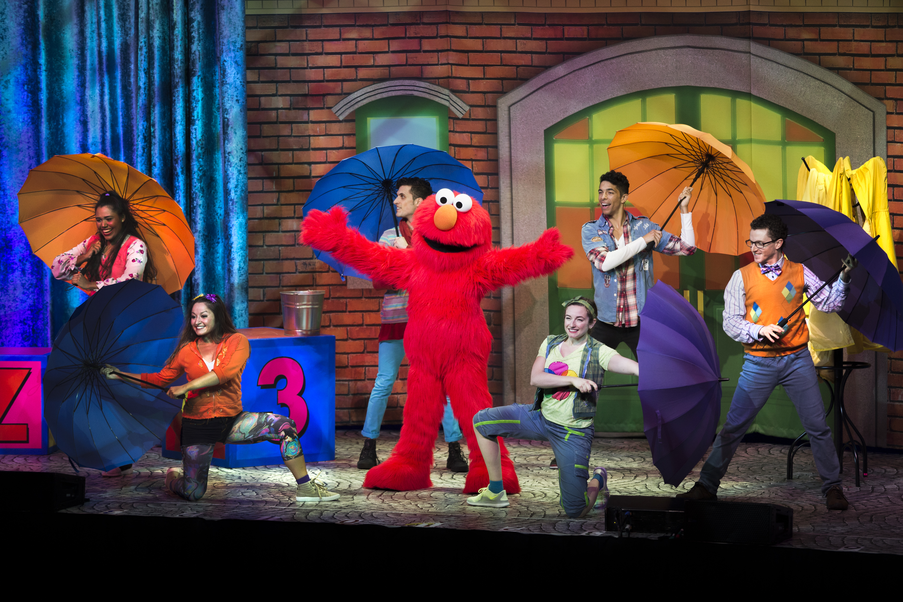 Experience Sesame Street Live! Let's Party! on Stage ...
