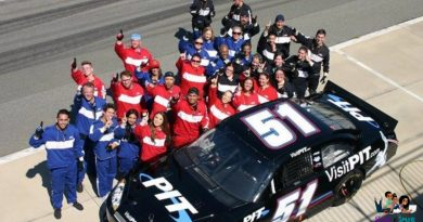 Real Talk: Pit Crew and Ride-Along Experience